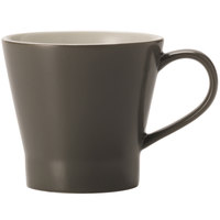 World Tableware ENG-12-O Englewood 10.75 oz. Matte Olive Porcelain Mug - 36/Case