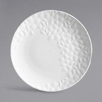 Syracuse China 988001055 Status 11 inch Royal Rideau White Porcelain Round Coupe Plate - 12/Case