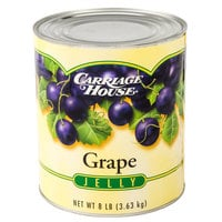 Carriage House Grape Jelly #10 Can - 6/Case