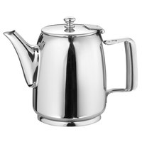 Walco P-T381 Venus 12 oz. Stainless Steel Tea Pot