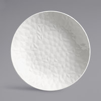 Syracuse China 988001785 Status 11 inch Royal Rideau White Porcelain Deep Coupe Plate - 12/Case