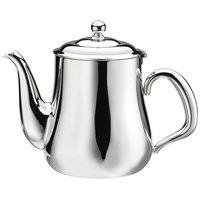 Walco CX519 Soprano 20 oz. Stainless Steel Gooseneck Tea Pot