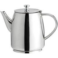 World Tableware 73058 Belle II 34 oz. Stainless Steel Teapot