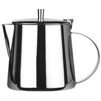 World Tableware 6711 Elexa 32 oz. Mirror Finished Stainless Steel Teapot