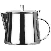 World Tableware 6710 Elexa 20 oz. Mirror Finished Stainless Steel Teapot