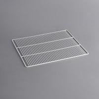 Avantco 178SHLFDC64B Deli Case Bottom Shelf for DLC64 Series - 19 1/2 inch x 24 3/4 inch