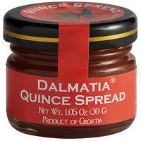 Dalmatia 1.05 oz. Quince Spread Mini Jar - 30/Case