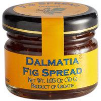 Dalmatia 1.05 oz. Original Fig Spread Mini Jar - 30/Case