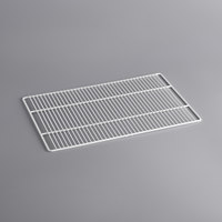 Avantco 178SHLFDC36B Deli Case Bottom Shelf for DLC36 Series - 15 1/8 inch x 24 3/4 inch