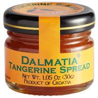 Dalmatia 1.05 oz. Tangerine Spread Mini Jar - 30/Case