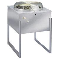 Manitowoc JCF0500 Vertical Discharge Remote Ice Machine Condenser - 115V