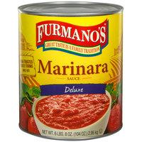 Furmano's Deluxe Marinara Sauce #10 Can