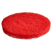 MotorScrubber MS1064 Essentials 7 13/16 inch Red Polishing Pad