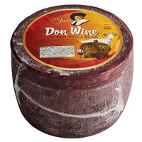 Don Juan 5.5 lb. Don Wine Washed Goat Cheese Wheel