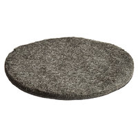 MotorScrubber MS1071 7 1/8 inch Stainless Steel Crystallizer Pad