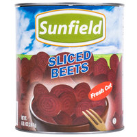 Sliced Beets - #10 Can - 6 / Case