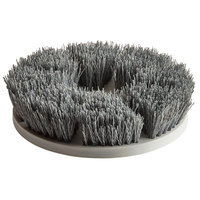 MotorScrubber MS1039TG 7 1/2 inch Gray Tile and Grout Brush