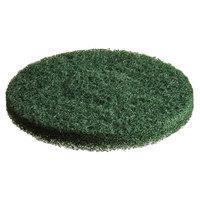 MotorScrubber MS1062 Essentials 7 13/16 inch Green Scrubbing Pad