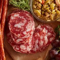 Salumificio San Carlo 2 lb. Dry-Cured Salami Piacentino DOP