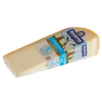 Beemster Premium Dutch 5.3 oz. 4-Month Aged Goat Gouda Cheese Wedge - 12/Case