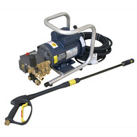 Cam Spray 1500C2 Industrial Hand Carry Electric Cold Water Pressure Washer with 50' Hose - 1500 PSI; 2.0 GPM