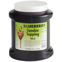 I. Rice 1/2 Gallon Blueberry Ice Cream Sundae Topping