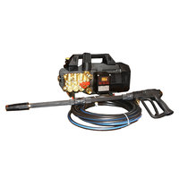 Cam Spray 1500A Commercial Hand Carry Electric Cold Water Pressure Washer with 25' Hose - 1450 PSI; 2.0 GPM