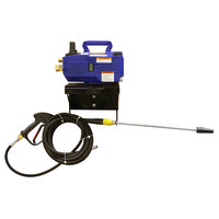 Cam Spray 1000AEWM Wall Mount Electric Cold Water Pressure Washer with 50' Hose - 1000 PSI; 2.0 GPM