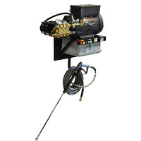 Cam Spray 4040EWM3A Economy Wall Mount Cold Water Pressure Washer With Auto Start-Stop - 4000 PSI; 4.0 GPM