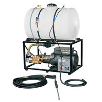 Cam Spray 208STAT Industrial Base Mount Cold Water Pressure Washer - 2000 PSI; 8.0 GPM