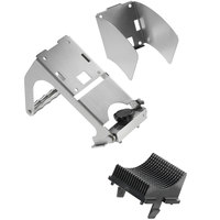 Edlund K35601 Pusher Assembly for 350XL Series Fruit and Vegetable Slicers - 3/16 inch or 3/8 inch Slices