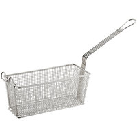 Prince Castle 77 13 1/4 inch x 5 5/8 inch x 5 11/16 inch Fry Basket with Front Hook