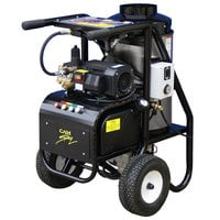 Cam Spray 1450SHDE SH Series Portable Diesel Fired Hot Water Pressure Washer - 1450 PSI; 2.0 GPM
