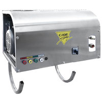 Cam Spray 3000WM/SS Deluxe Wall Mount Cold Water Pressure Washer - 3000 PSI; 4.0 GPM
