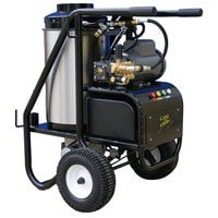Cam Spray 1500SHDE Portable Diesel Fired Hot Water Pressure Washer - 1500 PSI; 3.0 GPM