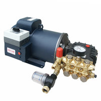 Cam Spray 3000GEAR-3PH Industrial Base Mount Cold Water Pressure Washer - 3000 PSI; 4.0 GPM