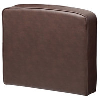Boss BRS1RA-BB Bomber Brown Sectional Sofa Right Arm