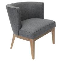 Boss B529DW-SG Slate Grey Ava Accent Chair
