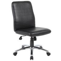 Boss B430-BK Black Retro Task Chair