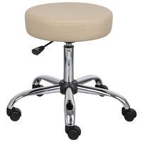 Boss Office B240-BG Beige Be Well Medical Professional Adjustable Stool