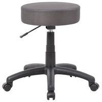 Boss Office B210-CG Grey Mesh DOT Stool