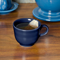 Homer Laughlin 452105 Fiesta Cobalt Blue 7.75 oz. China Cup - 12/Case