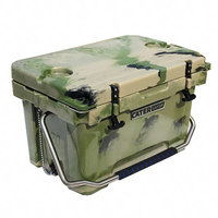 CaterGator CG20CAMO Camouflage 20 Qt. Rotomolded Extreme Outdoor Cooler / Ice Chest