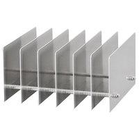 Berkel ACCY-RACK6 Six Plate Storage Rack