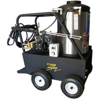 Cam Spray 2000QE Portable Electric Hot Water Pressure Washer with 50' Hose - 2000 PSI; 4.0 GPM