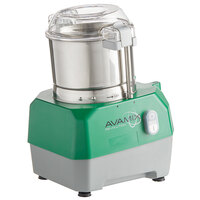 Avamix Revolution BFP34SS 3 Qt. Stainless Steel Batch Bowl Food Processor - 1 hp