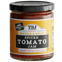 TBJ Gourmet 9 oz. Spiced Tomato Jam - 6/Case