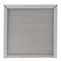 NAKS MESH_FILTER_14_14 14 inch x 14 inch Aluminum Mesh Hood Filter