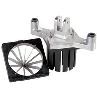 Vollrath 15078 Redco InstaCut 12 Section Wedge T-Pack for Vollrath Redco InstaCut 3.5 Wall Mount