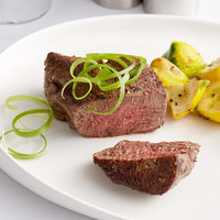 Warrington Farm Meats 8 oz. Frozen Filet Mignon Steak - 20/Case